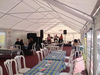 TiM Tents Fun Day